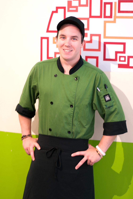 Chef Colton Mackie
