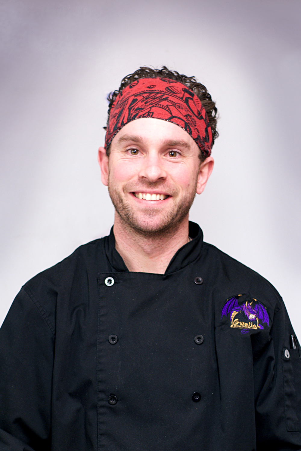 "Chef ""Tan-Man"" Morgan"