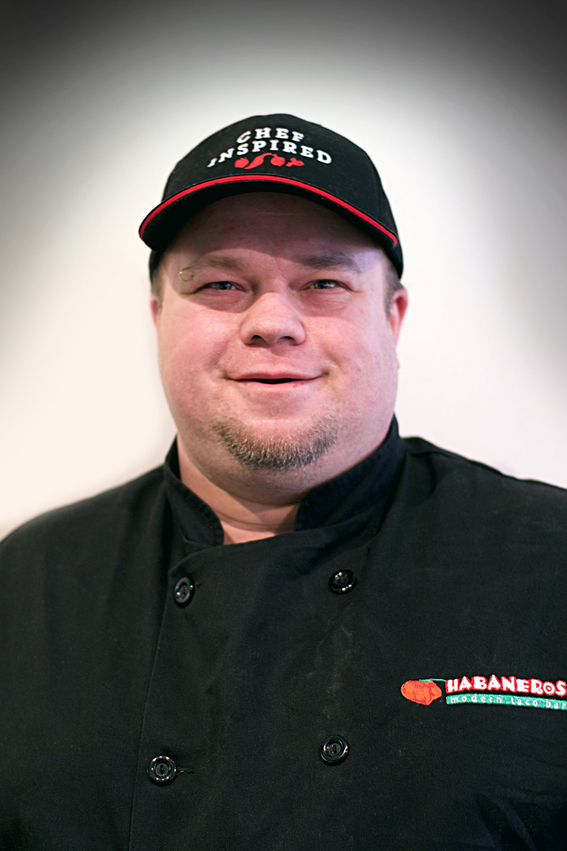 Chef Jamie Sawler