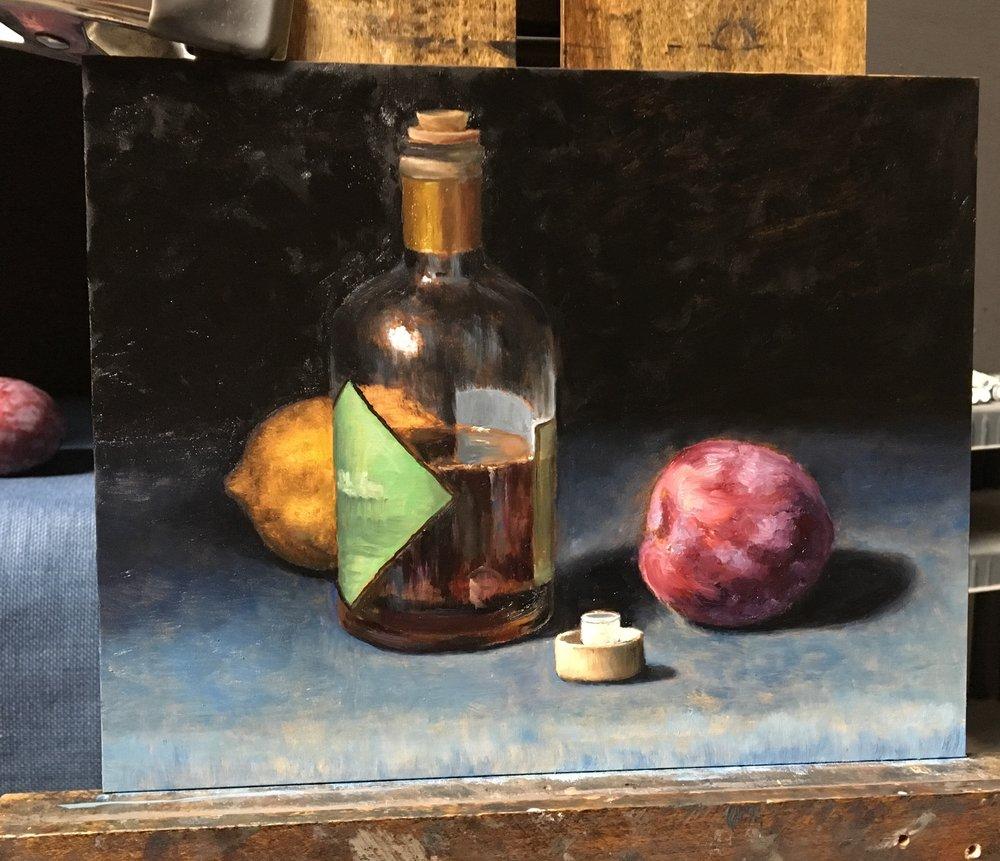 Vinegar, plum and lemon.jpg