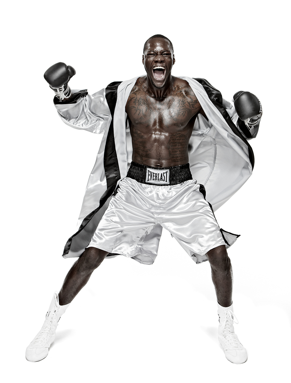 deontay wilder / everlast unleashed