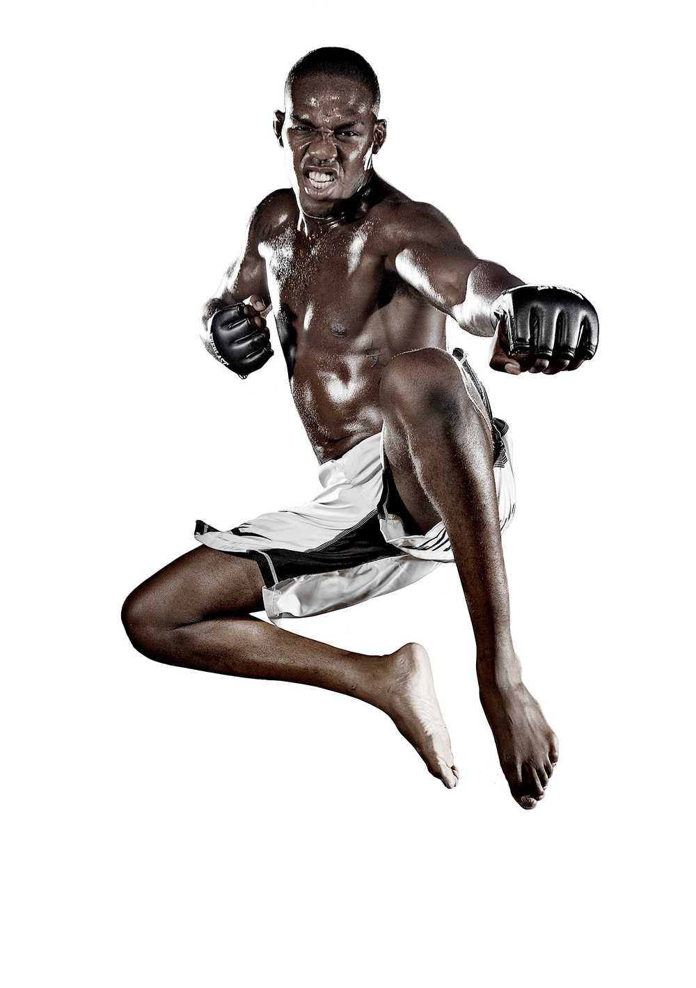 jon bones jones / everlast unleashed
