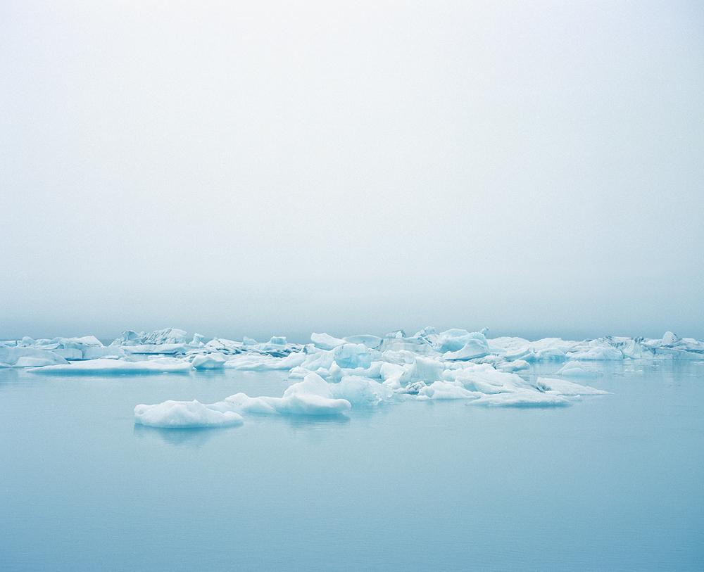 jökulsárlón icebergs