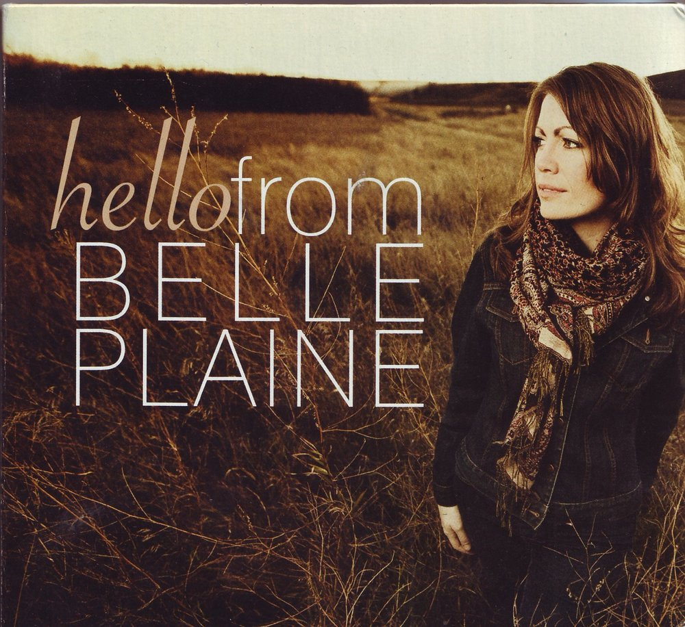Belle Plaine - Hello From.JPG