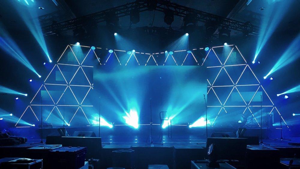 LED Scenic Design Scenic design