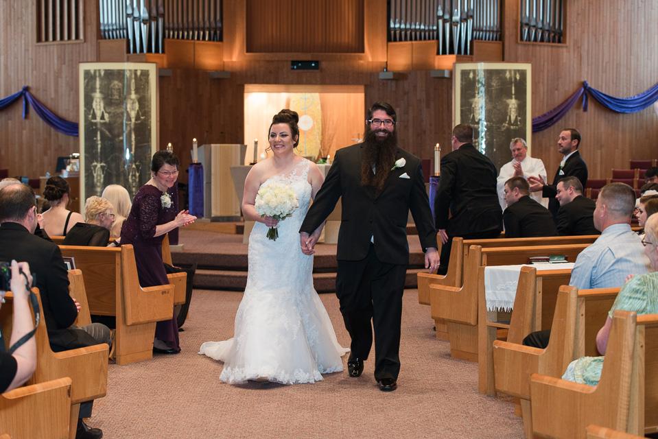 17.04.01_Napela Wedding-29bride, ceremoy, church, Groom, Lapum-Napela Wedding, livonia, michigan, recessional.jpg