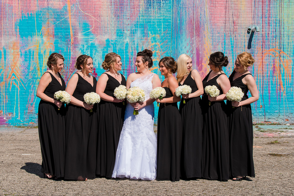 17.04.01_Napela Wedding-33bride, bridesmaid dress, bridesmaids, Detroit, illuminated mural, Lapum-Napela Wedding, michigan, wedding, wedding gown, wedding photography.jpg