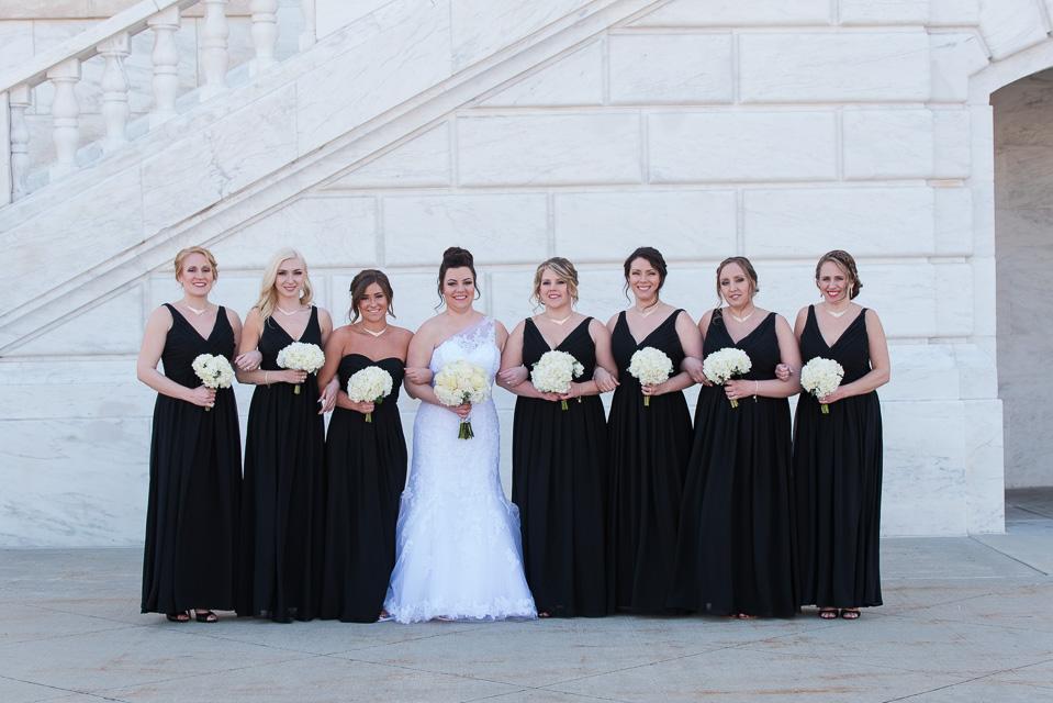 17.04.01_Napela Wedding-35Bridal Party, bridesmaids, Detroit, detroit institute of arts, dia, downtown detroit, Lapum-Napela Wedding.jpg
