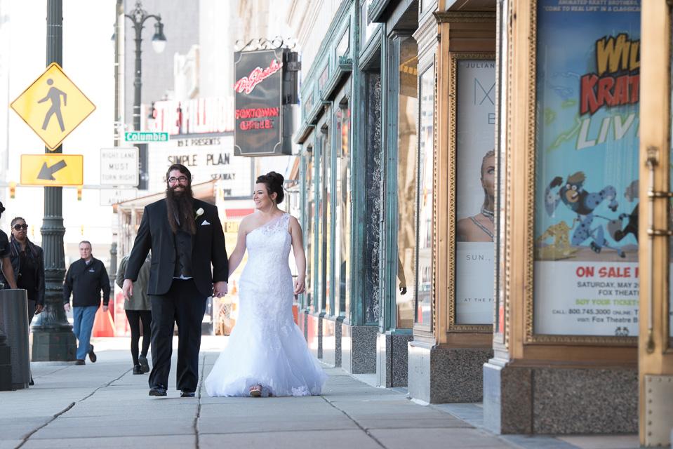 17.04.01_Napela Wedding-40.1bride, Detroit, downtown detroit, Groom, Lapum-Napela Wedding, the fox, woodward ave.jpg