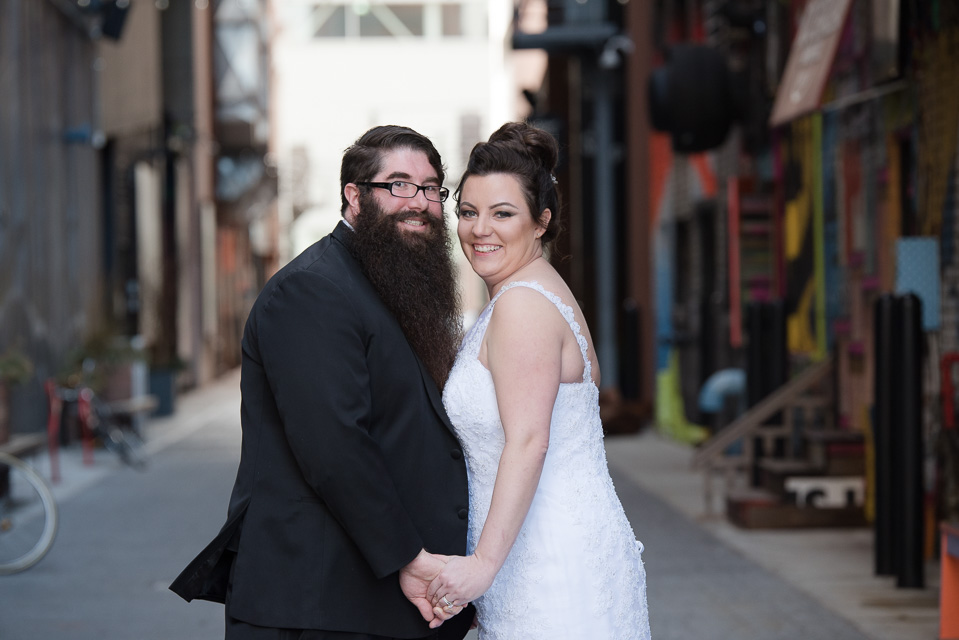 17.04.01_Napela Wedding-40.8bride, dance, Detroit, downtown detroit, Groom, Lapum-Napela Wedding, rencen, the belt, the z parking garage, wedding gown.jpg