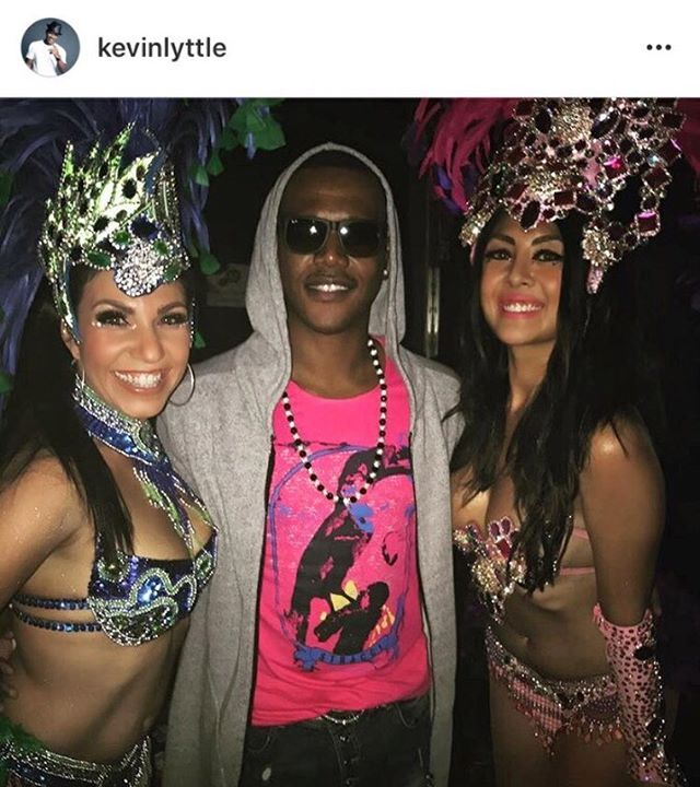 With the King of Soca #Repost @kevinlyttle with @repostapp ・・・ #melbourne was on last night #rnbfridayslive #slowmotion