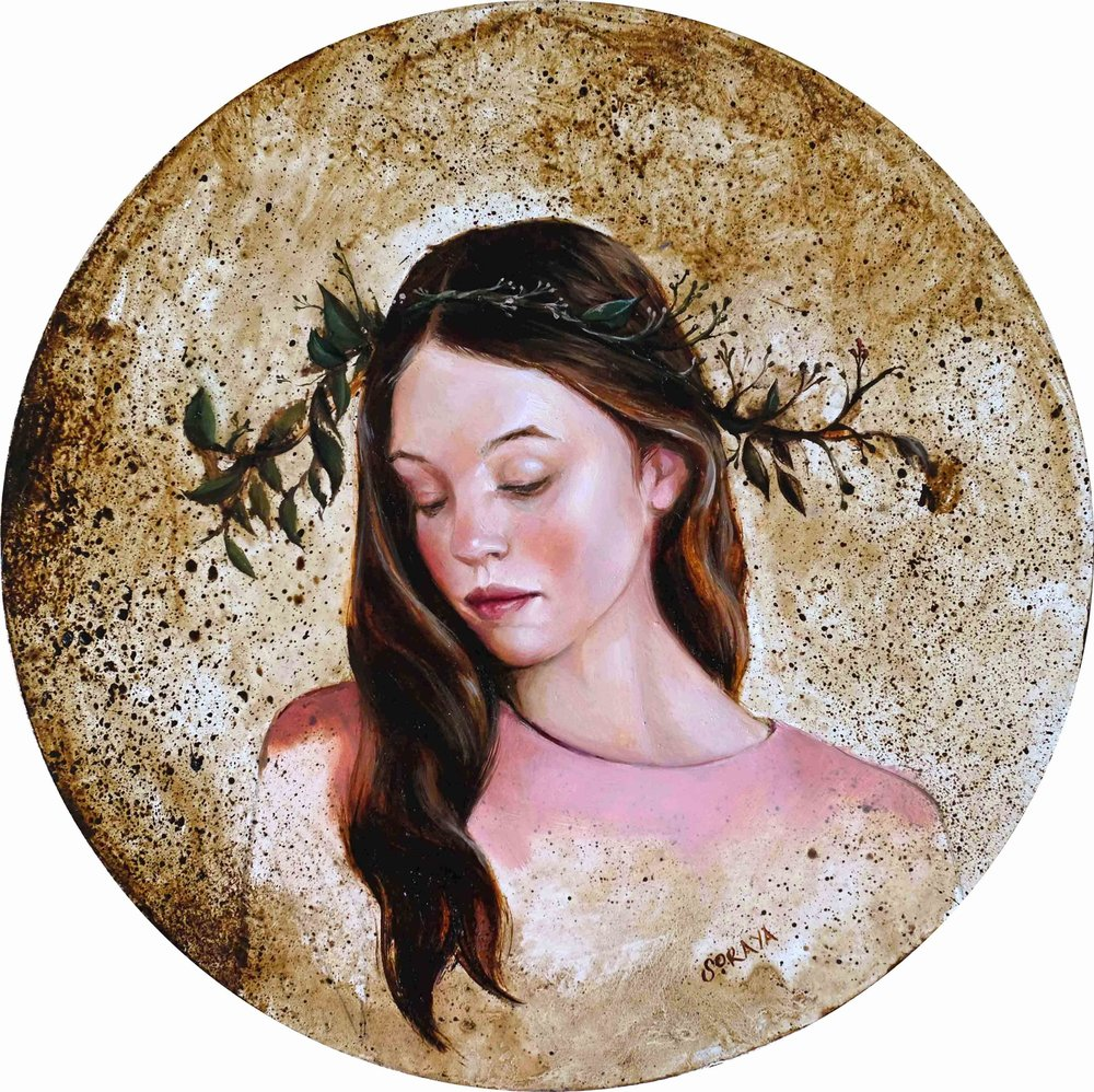 Evergreen, by Soraya Bradley