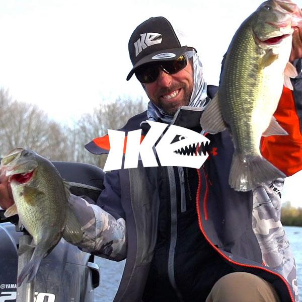 IKE professional fishing