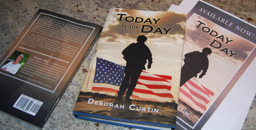 Today is the Day by Deborah Curtin