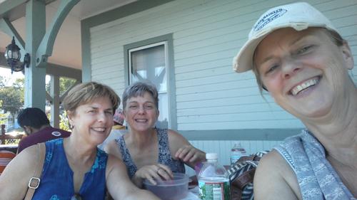 Debbie Curtin Sisters Ship Ahoy!