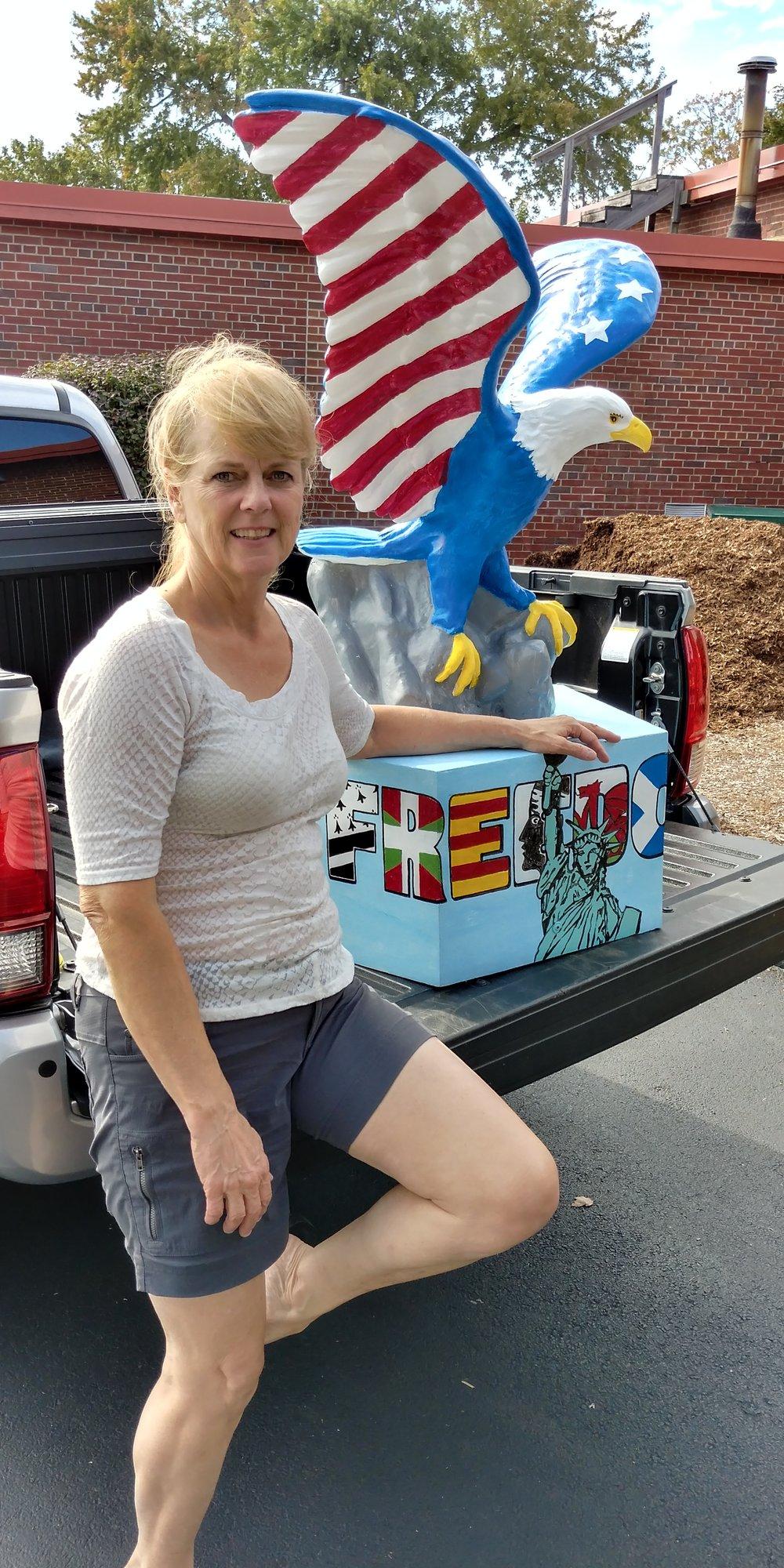 Debbie Curtin Eagle Freedom 2.jpg