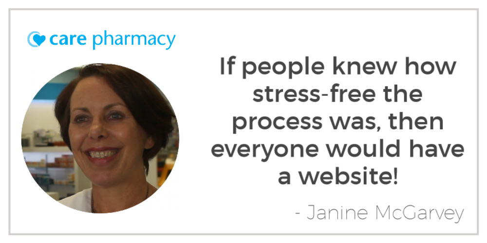 Janine-McGarvey-Care-Pharmacy-Testimonial-for-Savve