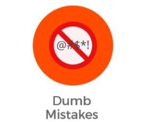 Dumb-Mistakes