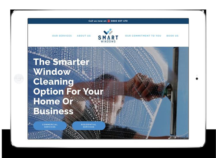 Smart Windows Website