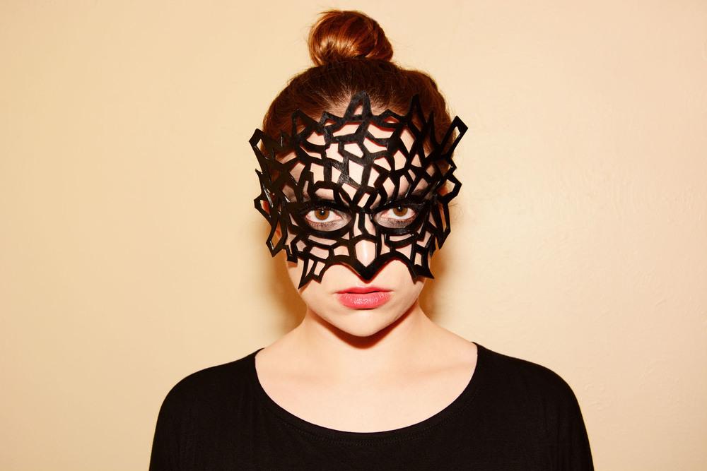 Cutout Mask