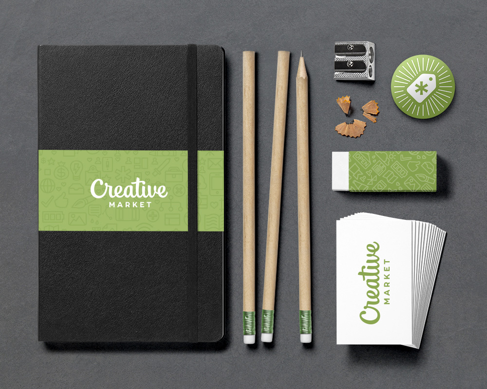 creative assets - I've got all these stock photos that I shoot for social media and never use again so I started selling them on  Creative Market  a few months ago. It's an awesome resource for stock photos, fonts, graphics and all sorts of creative things. Plus, they send you five free digital goods every week!