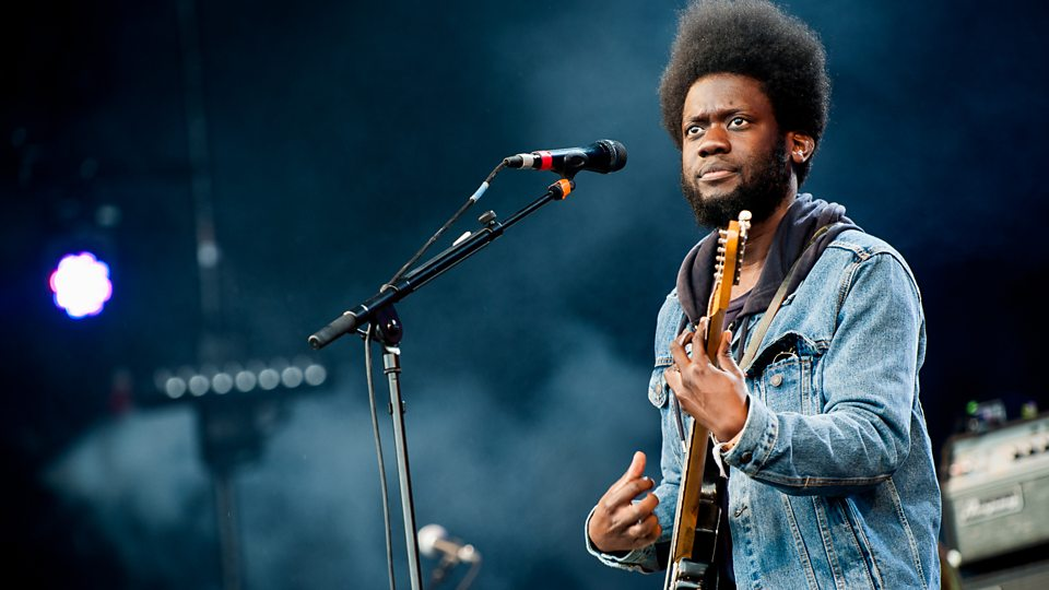 jam out - I haven't stopped listening to  Michael Kiwanuka  since  Big Little Lies  got  Cold Little Heart stuck in my head. It's SUCH a jam. Seriously, this man has some amazing music and it all has a totally soulful and inspiring sound. Give a listen!