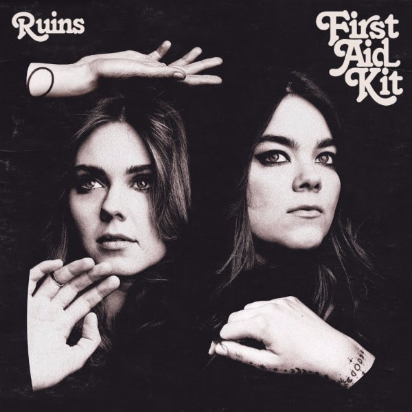 first aid kit - When I'm not listening to podcasts or books in the studio, I'm jamming out to some gorgeous music. I've been finding myself coming back to First Aid Kit  again and again for their acoustic folk harmonies. (Have you heard  Revolution  with Van Williams?!?!?) Bonus: They JUST released a new album!