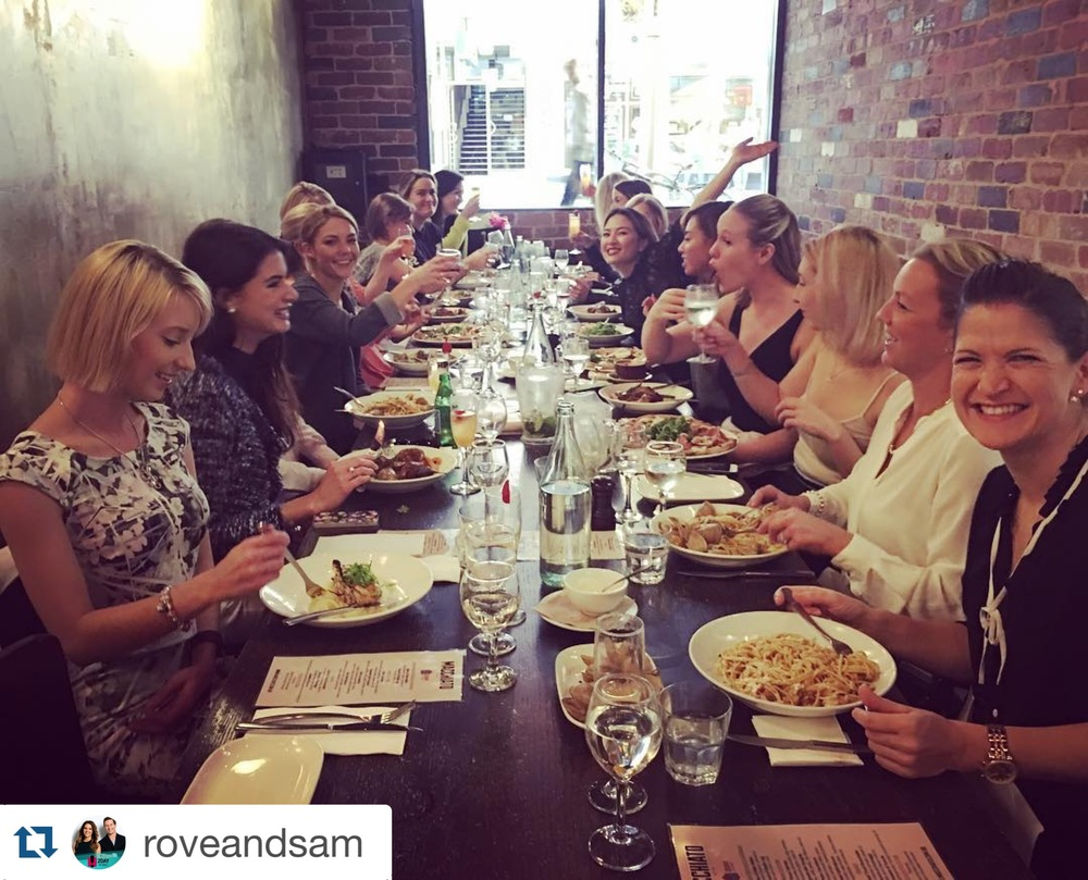 Ladies Lunch... Such beauties!