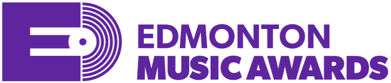 Edmonton Music Awards logo - horizontal format