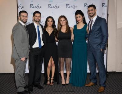 The Rinyo Team  (Photo courtesy of Robby Edo)