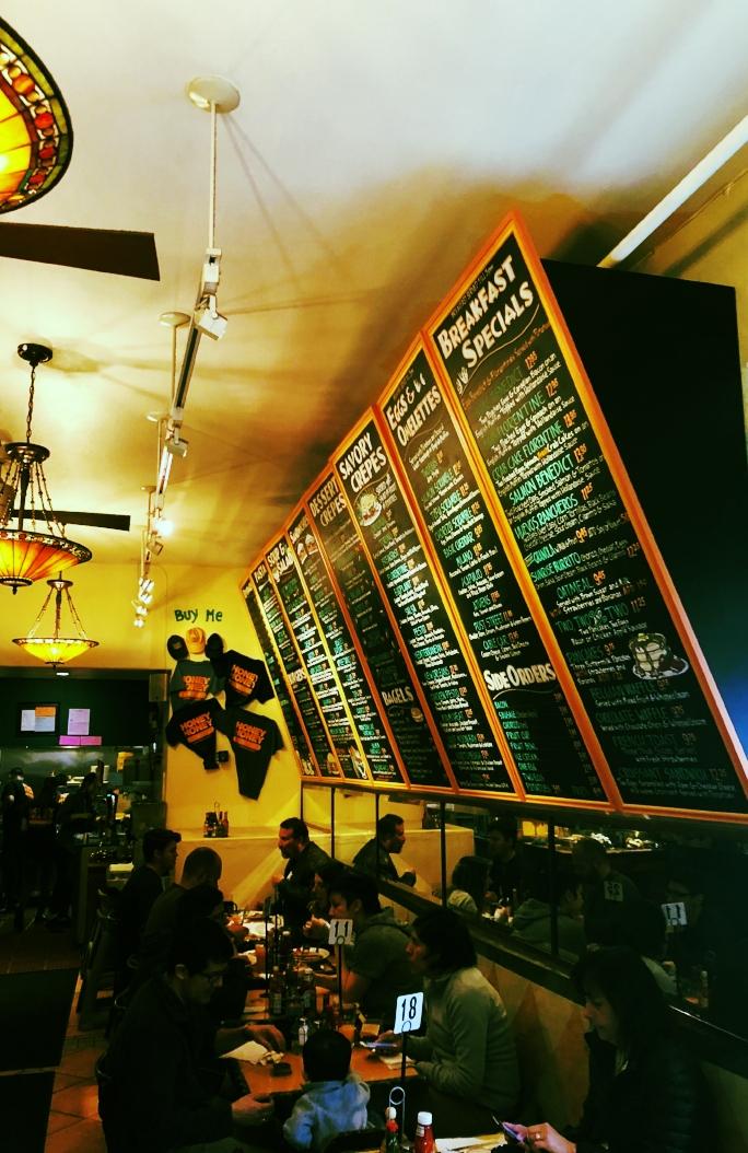 Honey Honey Café & Crepery  ,