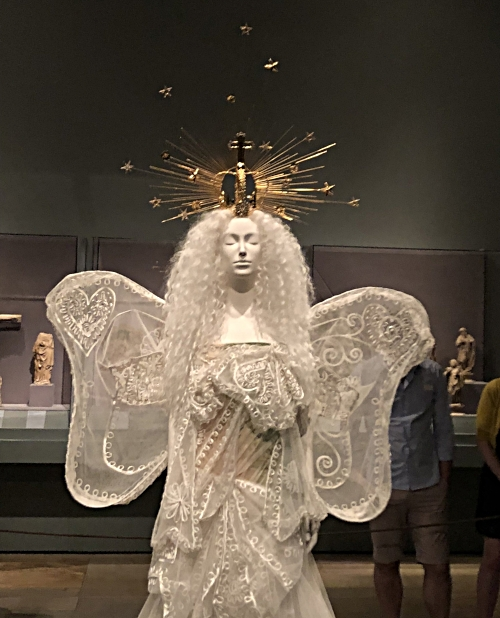 Heavenly Bodies exhibit