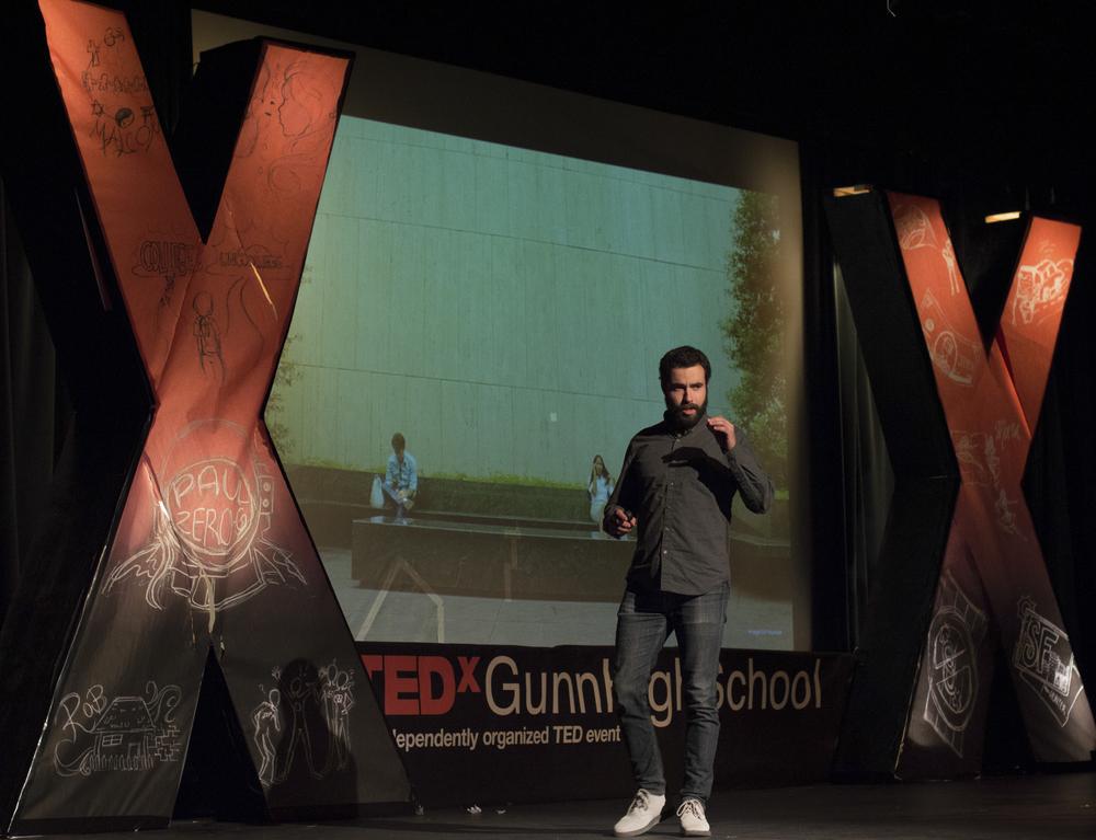 TEDXGunnHighSchool, San Francisco, CA