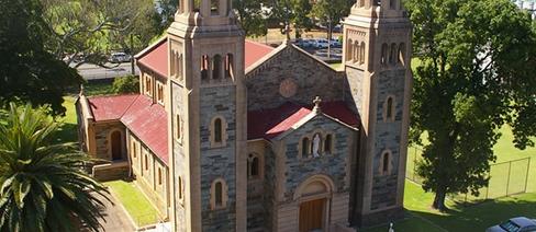 Sacred Heart College. Somerton Park, Adelaide