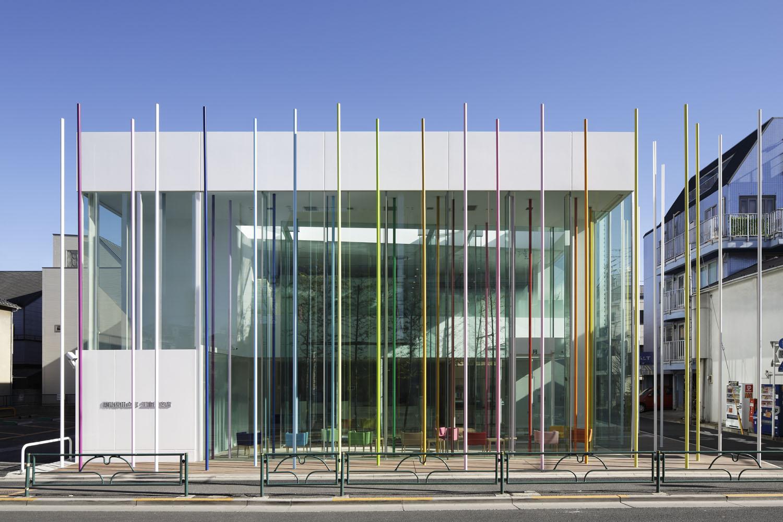Emmanuelle Moureaux Architecture Design Architecture