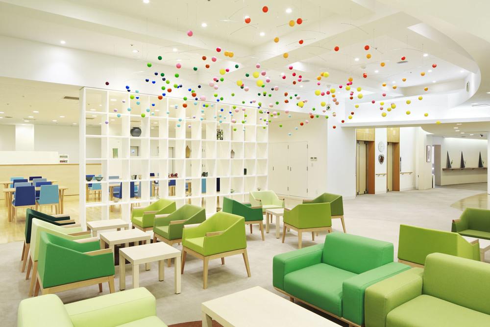 emmanuelle moureaux architecture + design — shinjuen nursing home