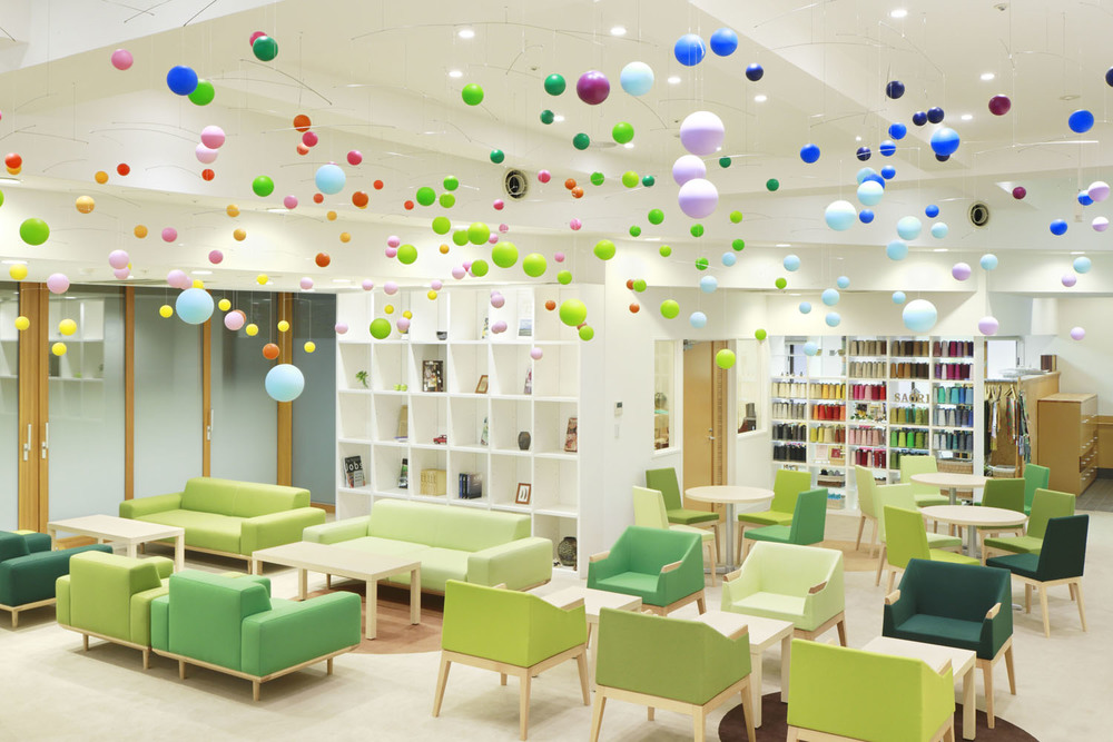 emmanuelle moureaux architecture design shinjuen nursing home