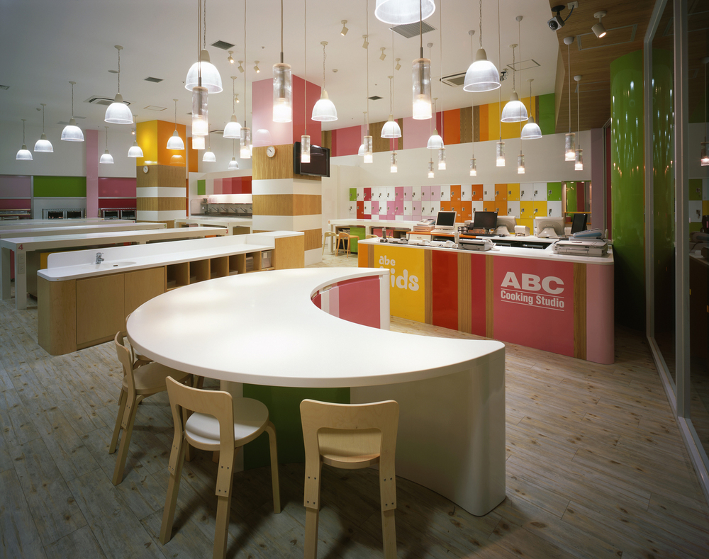 Emmanuelle Moureaux Architecture Design Abc Cooking Studio