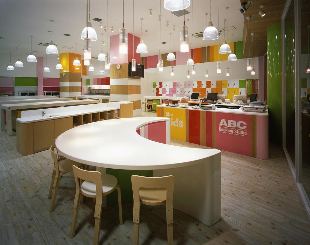 emmanuelle moureaux architecture design ABC Cooking Studio