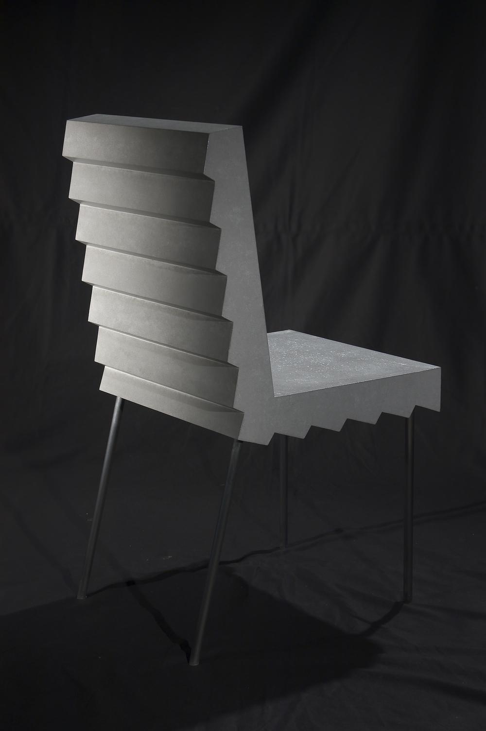 Emmanuelle Moureaux Architecture Design 39 Mg 39 Concrete Furniture Series