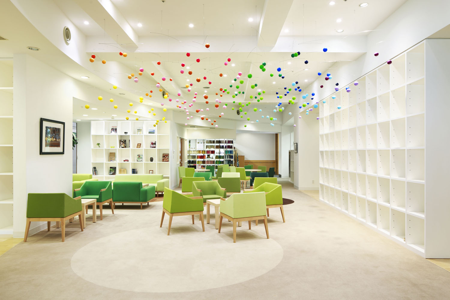 retirement home design. shinjuen nursing home emmanuelle moureaux architecture  design space