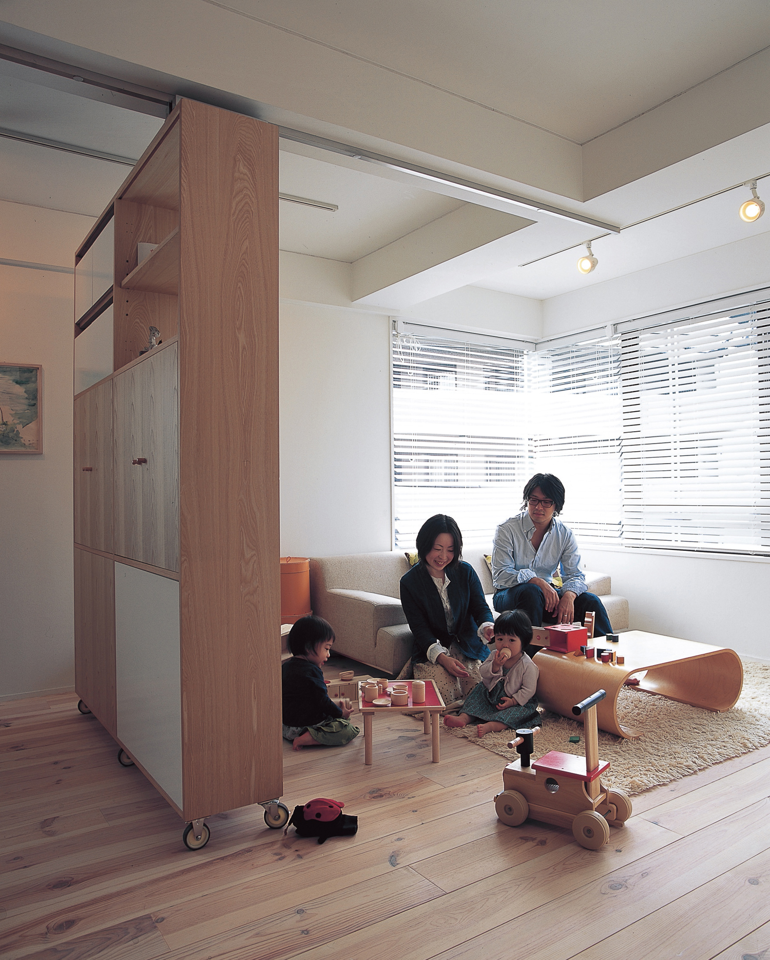 Nozawa apartment