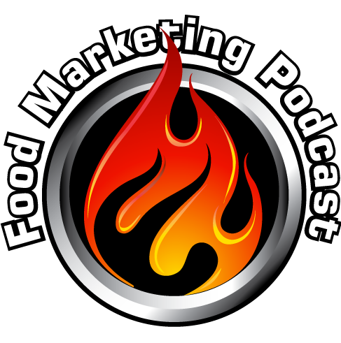 The 1st podcast for food marketing professionals