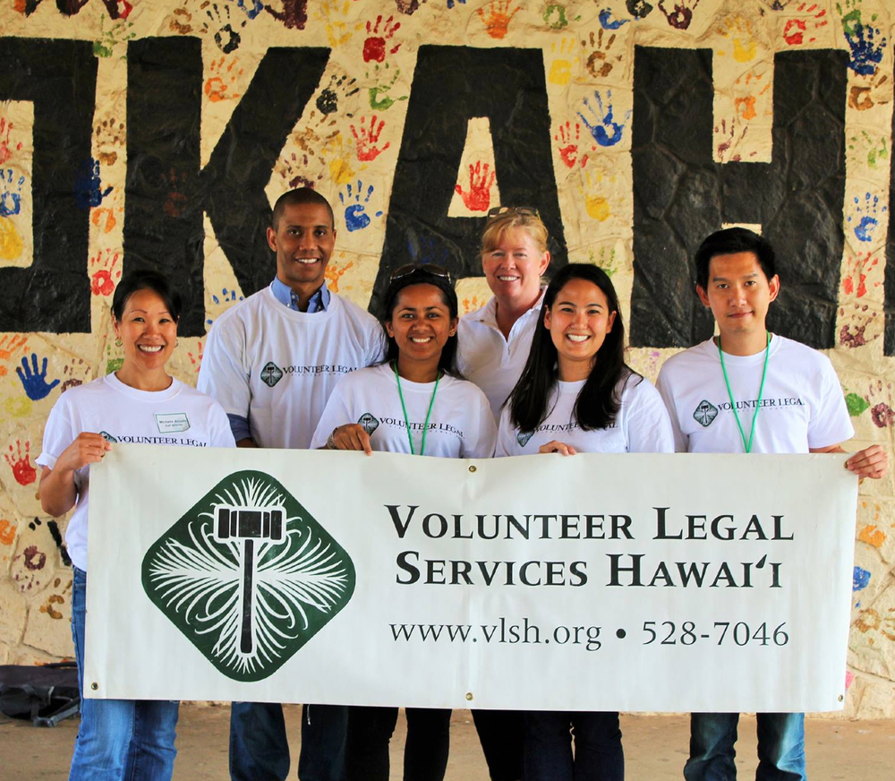 Volunteer Legal Services Hawaiʻi
