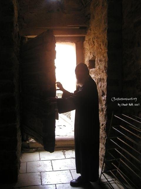 Syrian monastery in Wadi Natrun, Egypt, Chuck Huff 2007