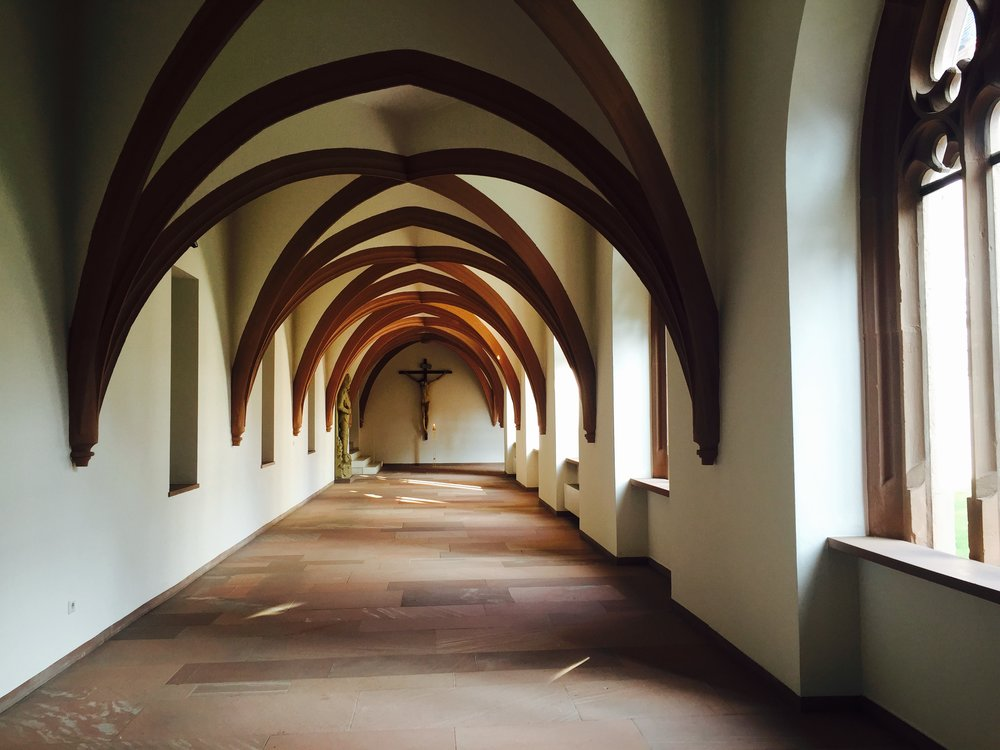 Create - a monastic space right where you are