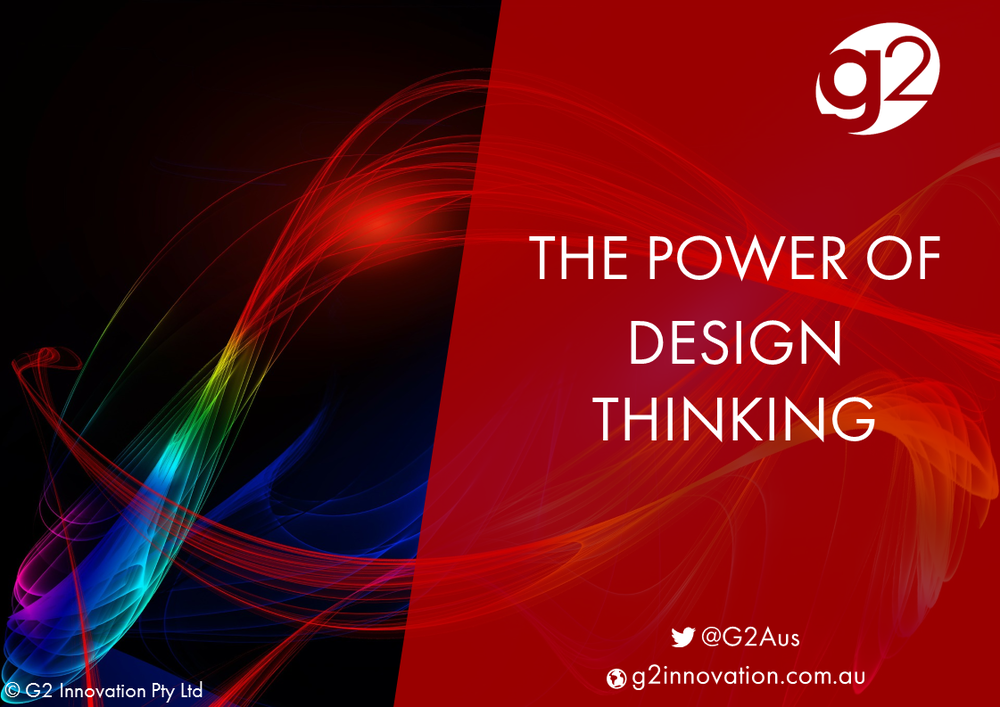 Download our 'Guide to Design Thinking'