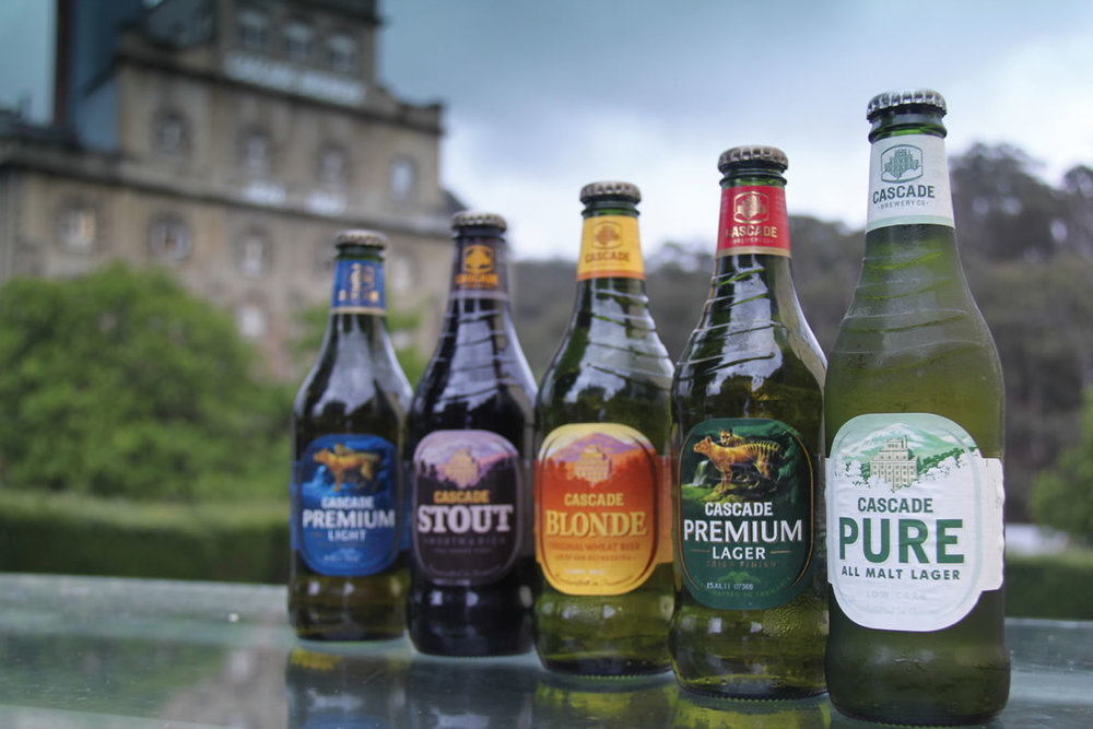 Image: Cascade Brewing Company