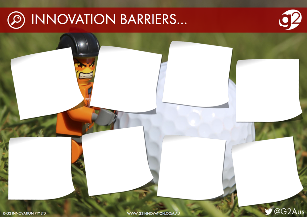 Innovation Barriers