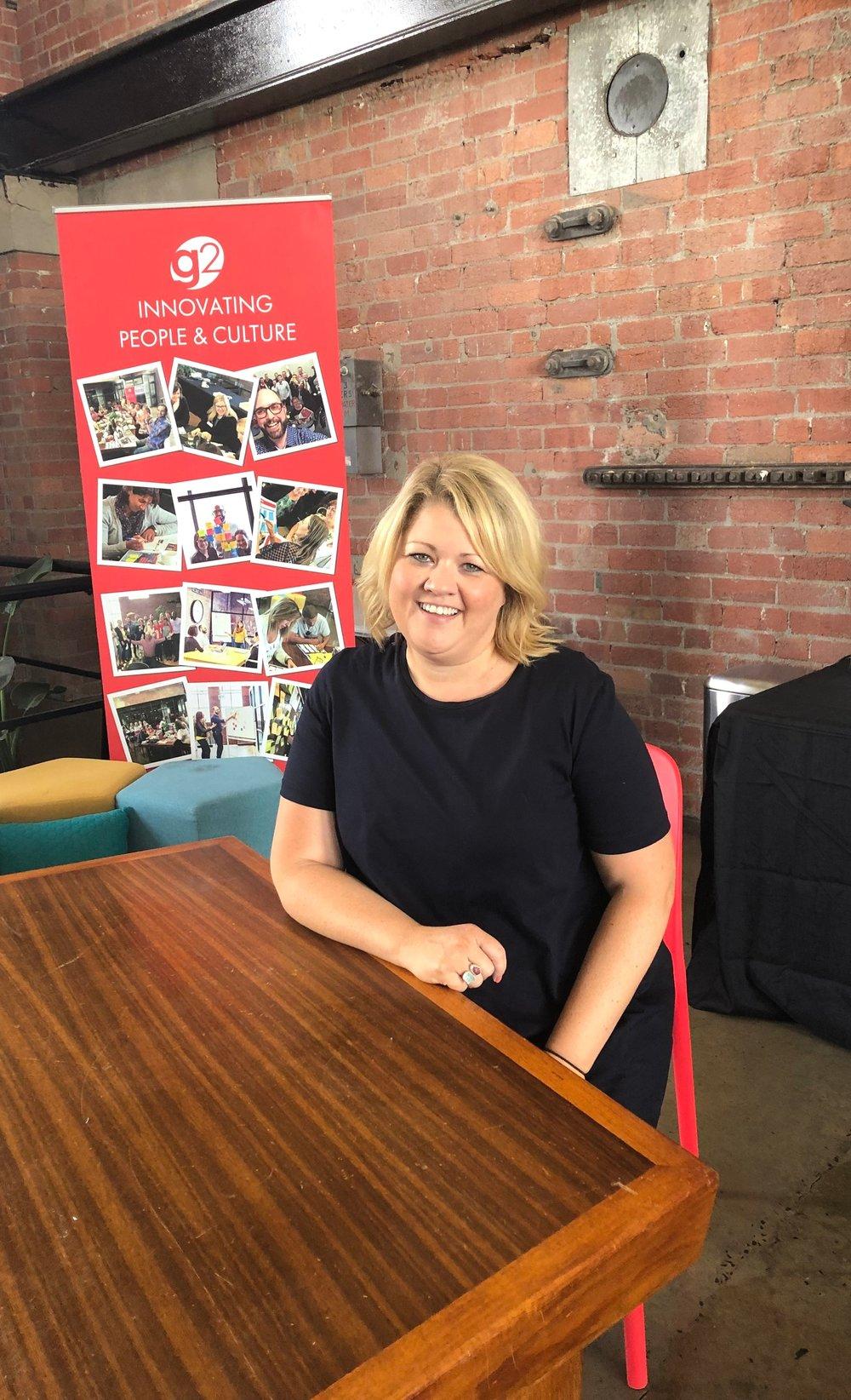 Erin O'Donoghue - Senior Innovation Consultant